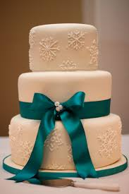Winter Wedding Cakes 3 Tiers Winter Wedding Cake