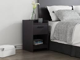 tall black bedside table tall cherry nightstand 30 inch height nightstand 32 tall nightstands