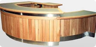 reception desk design curved counter desk manufacture royal