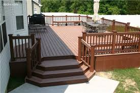cool deck stairs design ideas best images about deck on pinterest