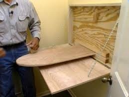 Kitchen Cabinet Plans Woodworking Wall Mounted Ironing Board Cabinet Plans Inspirative Cabinet