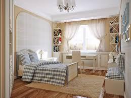 bedroom blue cream elegant bedroom design for tile feature wall