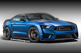 the future of american muscle ford shelby gt500 vs chevy camaro zl1