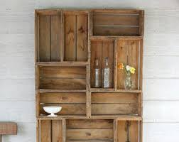 Making Wooden Shelves For Storage by Storage Shelves Etsy