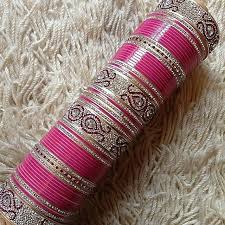 Wedding Chura Online 42 Best Pink Bridal Chura Images On Pinterest Make It Online