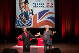 cleese eric idle are coming to you pasadena independent