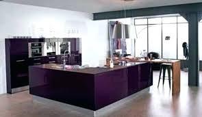 cuisine couleur violet meuble cuisine couleur aubergine cuisine couleur violet cuisine