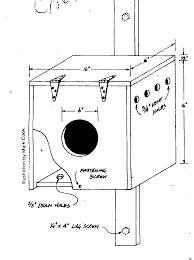 common nest box designs