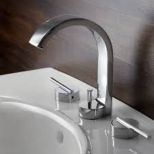 Chrome Bathroom Faucets by Widespread Bathroom Faucets Rem Lavatory Faucet From Dxv