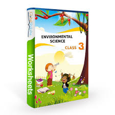 buy worksheets for class 3 environmental science evs online in