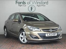 used vauxhall astra sri manual cars for sale motors co uk
