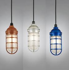 Outdoor Pendant Light Fixture Hi Lite Manufacturing Rlm Saucer Vapor Jar Outdoor Pendant Light