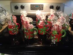 easy cheap and gifts for coworkers christmas mugs filled