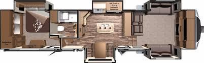Fifth Wheel Trailers Floor Plans by Open Range Rv Fifth Wheel Floor Plansopen Range Rv Fifth Wheel