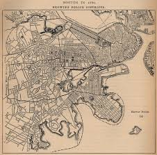 Boston Harbor Map by Suffolk County Massachusetts Maps And Gazetteers
