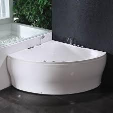 New Waves Bathtub Mini Bathtubs And Mini Bathtub Shower Combos Go A Long Way To