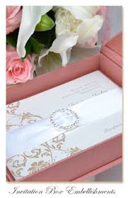 boxed wedding invitations silk box original handcrafted silk wedding invitation box