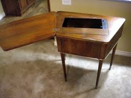 Antique Singer Sewing Machine And Cabinet Vintage Singer 301 Trapezoid Sewing Machine Cabinet 74 Cabinet