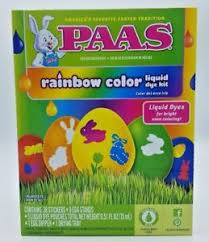 easter egg coloring kits rainbow color easter egg coloring and decorating kit by paas brand