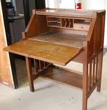 Small Vintage Desks Vintage Writing Desk Desk