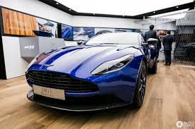 aston martin db11 geneva 2017 aston martin db11 by q