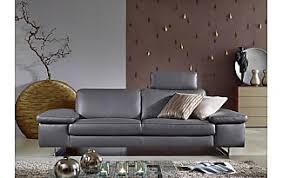 canapé cuir gris anthracite canapés en cuir en gris de plus de 13 marques jusqu à 50 stylight