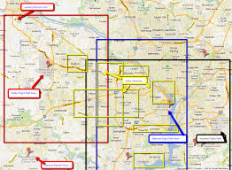 Dca Airport Map Want To Know About Northern Virginia Flight Paths