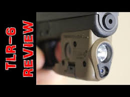 springfield xds laser light combo streamlight tlr 6 light laser combo review youtube