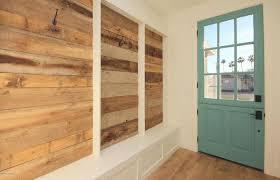 rustic mud room with high ceiling hardwood floors in az