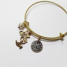new orleans water meter jewelry orleans louisiana charm expandable bangle bracelet water meter