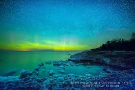 northern lights vacation spots magical destinations to chase the northern lights in pure michigan