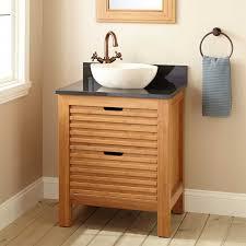 bamboo bathroom vanity single sink best bathroom decoration