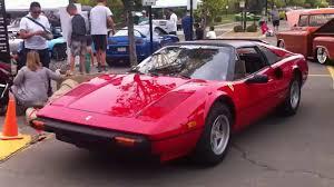 1979 ferrari 308 gts quarry park auto show 2017 youtube