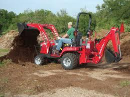 massey ferguson gc series sub compact tractor transportation