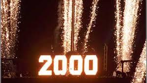 2000 new years big apple s millennium bash cbs news