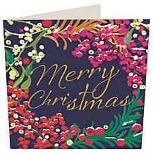 christmas cards john lewis