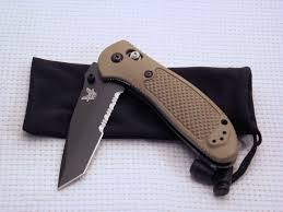 benchmade 553sbksn griptilian tanto folding knife
