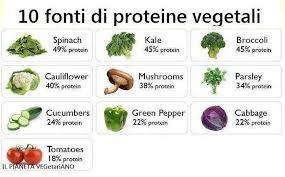alimentazione ricca di proteine carne vs soia