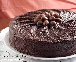 Chocolate Birthday Cake Decoration Ideas