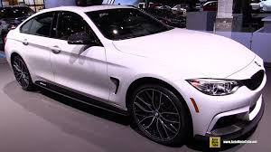 bmw 435i xdrive gran coupe review 2016 bmw 435i xdrive gran coupe m performance exterior interior