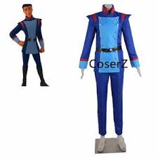 300 Halloween Costume Elena Avalor Cosplay Costume Prince Gabe Costume Halloween