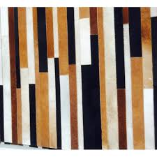 Patchwork Cowhide Rug Maine Haiten Patchwork Cowhide Rugs Lazada Malaysia
