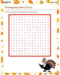 thanksgiving word find 2 word search puzzle for jumpstart