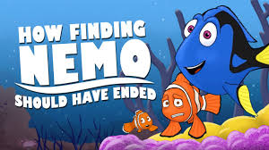ended finding nemo video u2013 red carpet refs