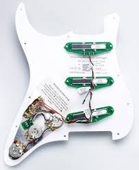 billy corgan strat replacement pickguard dimarzio