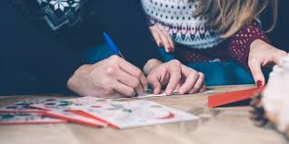 10 fun ways to celebrate christmas card day tip junkie