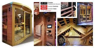 sauna sale for basement spa vanity showers discount