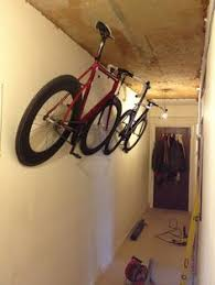 Bike Hanger Ceiling by 15 Amazing Bike Storage Ideas For The Small Apartment Bikes