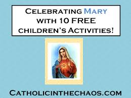 catholic in the chaos celebrating with 10 free children s