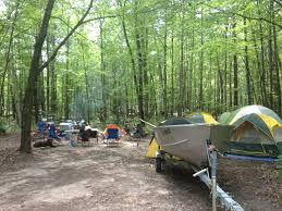 Camp Dearborn Map Rifle River Recreation Area Lupton Mi Top Tips Before You Go